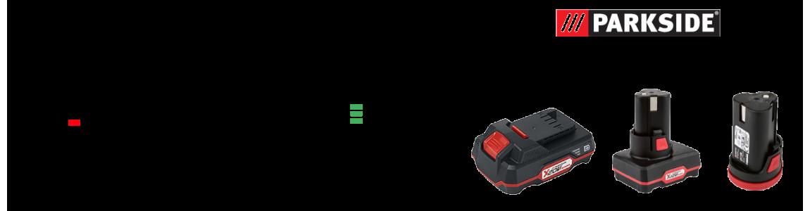 Regeneracja akumulatorów Parkside
