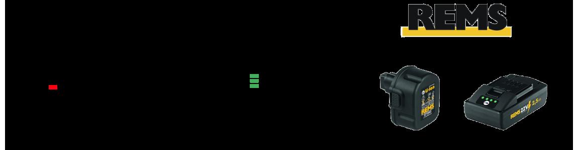 Regeneracja akumulatorów Rems