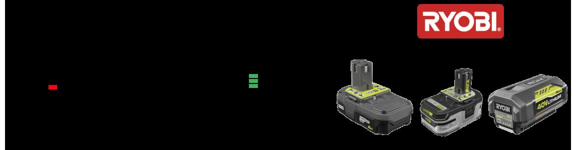 Regeneracja akumulatorów Ryobi