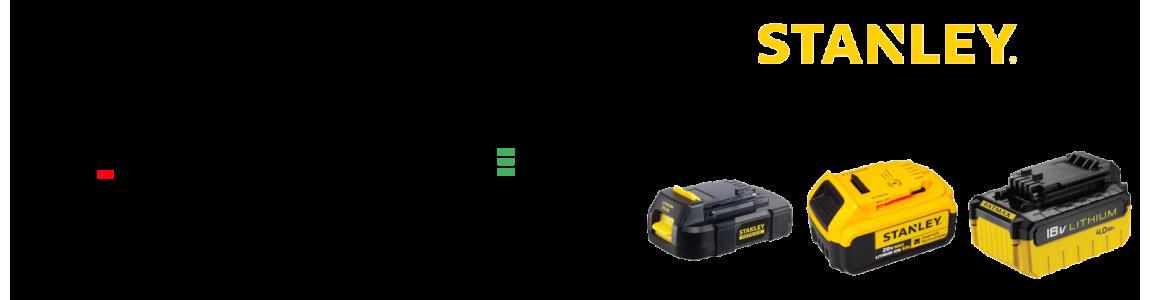 Regeneracja akumulatorów Stanley